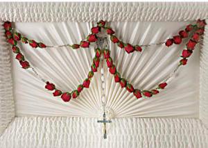 Rosario de la gracia divina  in Arlington, TX   Erinn's Creations Florist