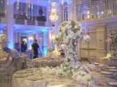Large Scale Centerpieces
