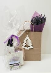 Large Organic Lavender Gift Bag Gift Bag