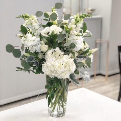 Angel Vase Arrangement