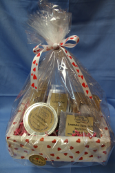 Large Simply Home Spa Basket Valentine's Day