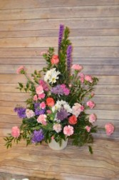 Large Spring Sympathy Spray Sympathy