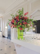 Large Statement Pieces  Wedding & event flowers