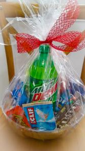 Large Valentine Basket Gift basket