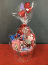 LARGE Valentine's Day basket