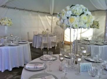 Large Wedding Table Centerpiece Wedding Centerpiece