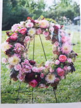 Large Wreath A28