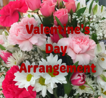 Hearts and flowers valentines day bouquet in colorado springs co hearts and flowers valentines day bouquet mightylinksfo