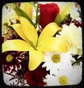 Larger Valentine  Bouquet