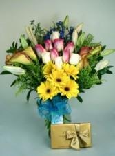 Las Vegas Birthday Special Bouquet