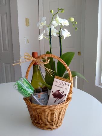 Last Minute Gift Basket!