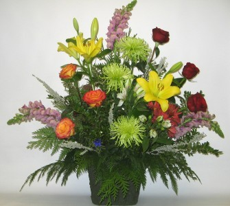 General-Butterfly's and Blooms Delivery available on Mother's Day