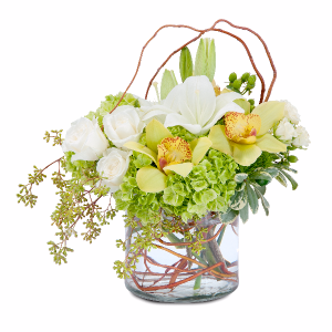 Lasting Promise Arrangement in Swannanoa, NC | SWANNANOA FLOWER SHOP