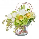 Lasting Promise Arrangement in Barre, Vermont | Forget Me Not Flowers and Gifts LLC