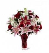 Lasting Romance Bouquet Fresh Flowers