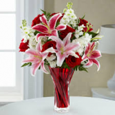 Lasting Romance Bouquet Valentine's Day Bouquet