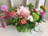 Late Summer Medley Vase