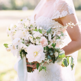 Latest Style for Spring   2018           Arm  Bouquet