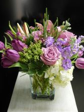 Lavender Profusion  in Teaneck, New Jersey | ENCKE FLOWERS