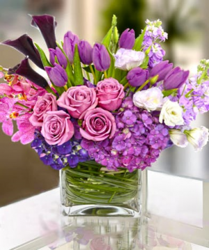 Lavendar Lover   in Bedford, NH | DIXIELAND FLORIST & GIFT SHOP INC.