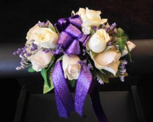 Lavender Accent Corsage  in Teaneck, NJ | TIGER LILY
