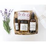 Lavender Bergamot Gift Box Gift Set