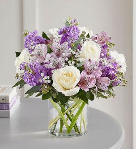 Lavender Blessings Vase