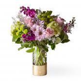 Lavender Bliss Bouquet 21-S1 - Deluxe shown