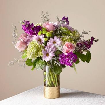 Lavender Bliss Bouquet Fresh Cut