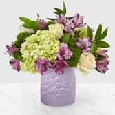 Lavender Bliss Vase Arrangement