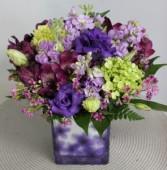 Lavender Blooms Bouquet