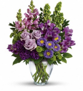 Lavender Charm - 423 Vase Arrangement