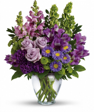 Lavender Charm   in Oakville, ON | ANN'S FLOWER BOUTIQUE-Wedding & Event Florist