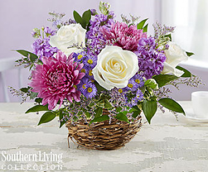 Lavender Delight™ by Southern Living™ Arrangement in Croton On Hudson, NY | Cooke's Little Shoppe Of Flowers