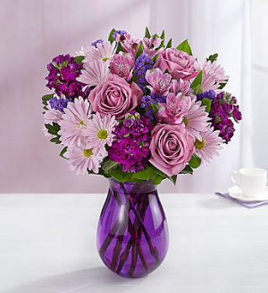 Lavender Dreams™ Arrangement in Croton On Hudson, NY | Cooke's Little Shoppe Of Flowers