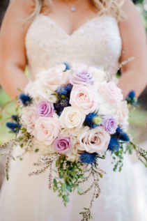 Lavender Dreams Bridal Bouquet
