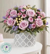 Lavender Elegance™ By Real Simple® Arrangement