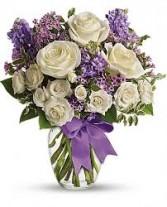 Lavender Enchantment Sympathy Flowers