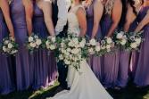 Lavender Fields Bridal Bouquets