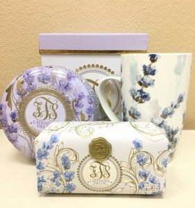 Lavender Fields Gift Set in Riverside, CA | Willow Branch Florist of Riverside