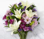 Lavender Fields  Hand tied bouquet