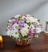 Lavender Fields  Sympathy Arrangement