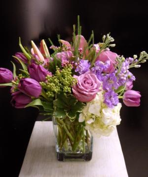 Lavender Garden  in Teaneck, NJ | TIGER LILY