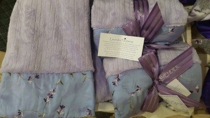 Lavender Heat wrap heat therapy