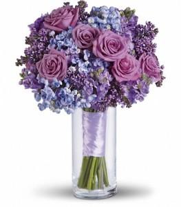 Lavender Heaven Bouquet Bridal Bouquet