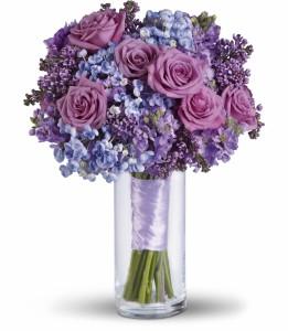 Lavender Heaven Bouquet H1946A