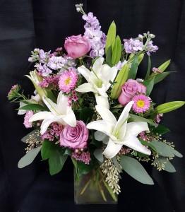 Lavender in Love  in Westfield, IN | Union Street Flowers & Gifts