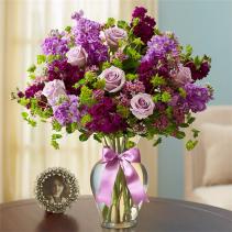 Lavender Kisses Arrangement