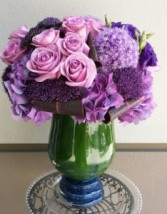 Lavender Kisses Arrangement