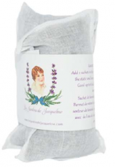 Lavender laundry sachets Dried organic lavender from Provence
